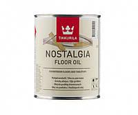 Масло інтер'єрне TIKKURILA NOSTALGIA FLOOR OIL для підлоги 3л