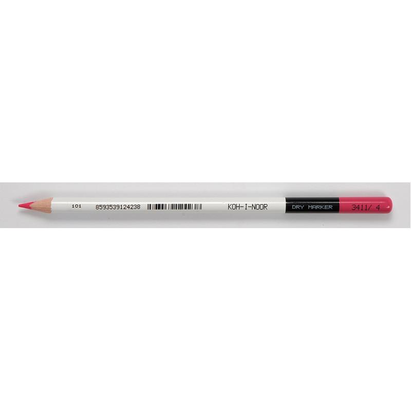 Карандаш-текстовыделитель Highlighter розовый