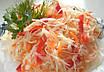 Морковка по-корейски с кунжутом 1кг (весовая), фото 2