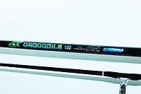 Спінінг короповий Crocodile з ЗАМКОМ! 2.40 м. Тест-250г., фото 1
