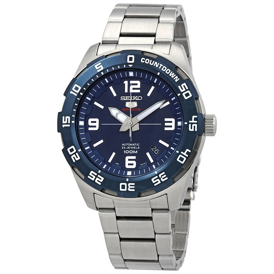 Часы Seiko 5 Sports SRPB85K1 Automatic 4R35