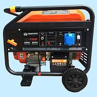 Генератор бензиновый DAEWOO GDA 7500Е (6.0 кВт)