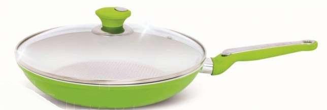 Сковорода с керамическим покрытием 24см BH 7823
