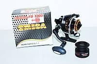 Катушка BratFishing Omega FD 1000 6+1BB, фото 1