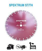 Отрезной алмазный диск SТ 450 мм, старый бетон