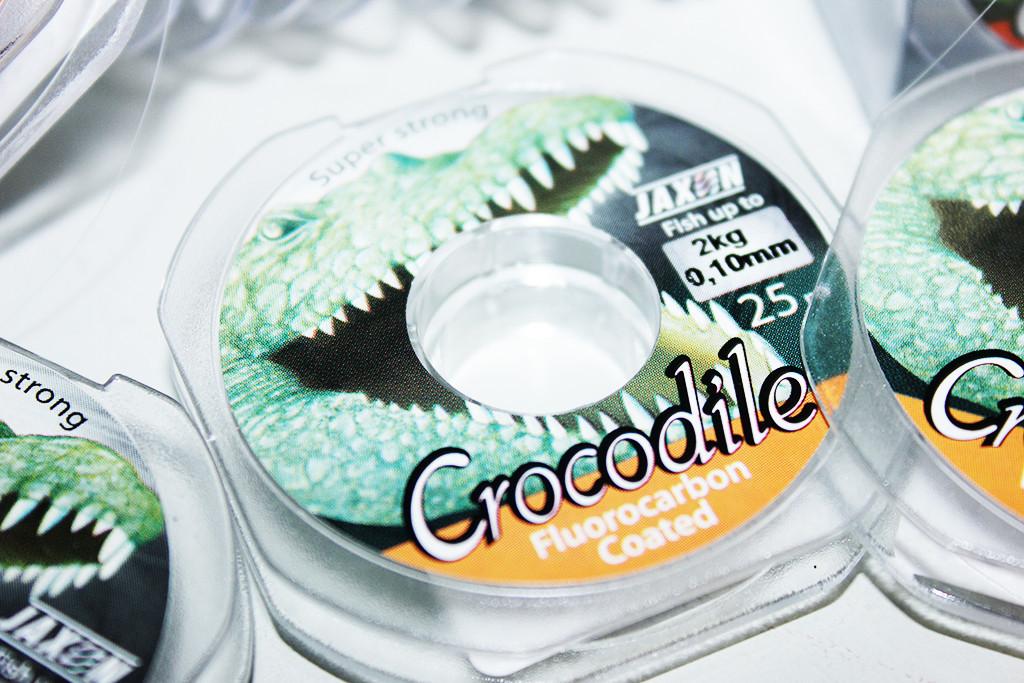 Леска флюрокарбоновая Jaxon Crocodile Super Stron