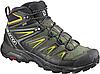 Оригінальні чоловічі кросівки SALOMON X ULTRA 3 MID GTX Castor Gray (401337)