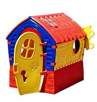 Детский игровой домик Marian Plast 680, размер 95*90*110 см, фото 2