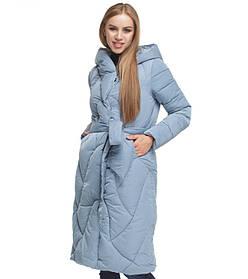 Tiger Force 9131 | женская зимняя куртка голубая