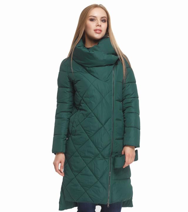 Tiger Force 1819 | женская куртка зимняя зеленая