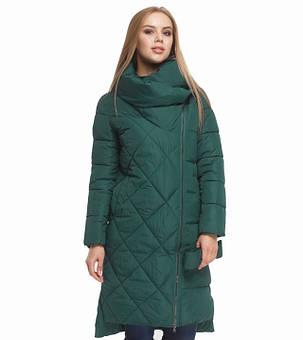 Tiger Force 1819 | женская куртка зимняя зеленая, фото 2