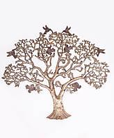 """Ексклюзивний сувенір із латуні """"Дерево Життя"""" (650 мм)"""
