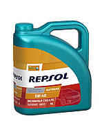 Моторне масло REPSOL AUTO GAS 5W40 (4л)