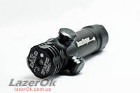 Лазерный прицел Laser scope (красный луч + два крепления)