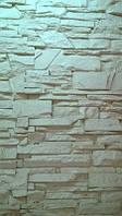 """Декоративная гипсовая плитка камень """"Аляска"""", фото 1"""