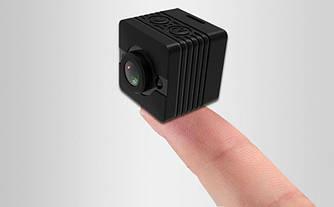 Мини-экшн камера видеорегистратор SQ12 веб камера (Aqua box)