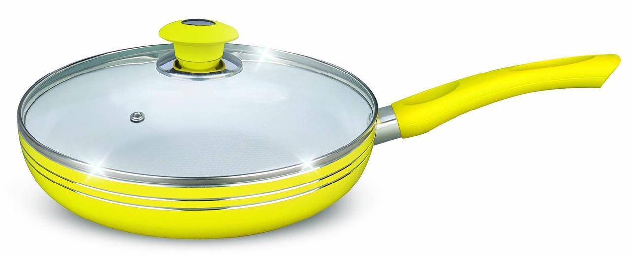 Сковорода покрытие керамика 26см BH 6226WCR BH