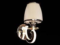 Классическое бра со светящимися рожками 5W, фото 1