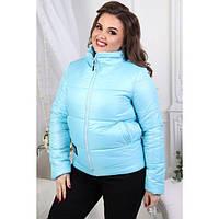 Куртка женская женская АБР-1196 голубой, фото 1