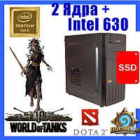 Игровой компьютер PowerOn 3308 SSD