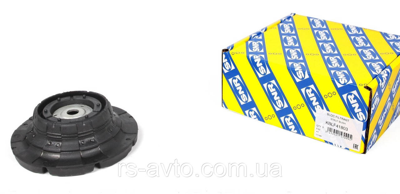 Подушка амортизатора пер. Volkswagen T5, Фольксваген T5 1.9-2.5TDI, 03- KBLF41803