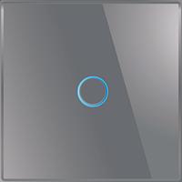 Лицьова панель для вимикача Livolo BB-C7-C1-15 Gary