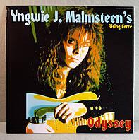 CD диск Yngwie J. Malmsteen - Odyssey