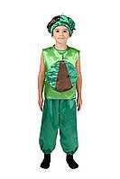 Детский карнавальный маскарадный костюм Каштан размер:104-134 см