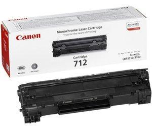 Canon 712 першопрохідний