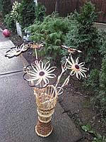 Вазочка с 5 цветками, фото 1