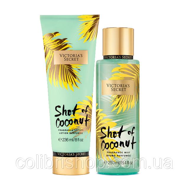Подарочный набор  для тела Shot Of Coconut   от Victoria's Secret