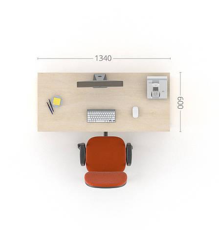 Стол серии Сенс модель S1.00.13 ТМ MConcept, фото 2