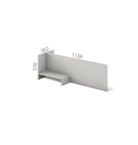 Надставка серии Сенс модель S6.09.11 ТМ MConcept, фото 2