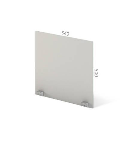 Экран ДСП серии Сенс модель S8.00.05 ТМ MConcept, фото 2