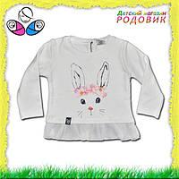 Кофта для девочек Rabbit Wanex