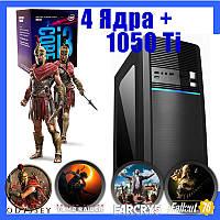 Игровой компьютер PowerOn 3310 i3 8100 1050 Ti