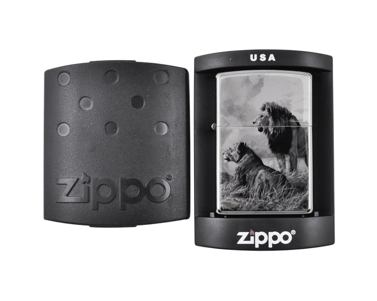 Бензиновая зажигалка Zippo7