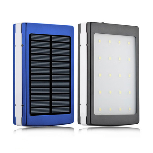 Power Bank SAMSUNG 10000mAh солнечная батарея + фонарь copy