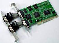 Контроллер PCI - Combo Parallel+Serial-PCI  4 COM (4 порта COM )