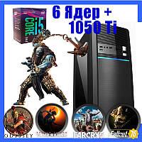 Игровой компьютер PowerOn 3311 i5 8400 1050 Ti