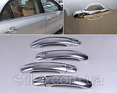Накладки на ручки  VW JETTA  (2006-2010)
