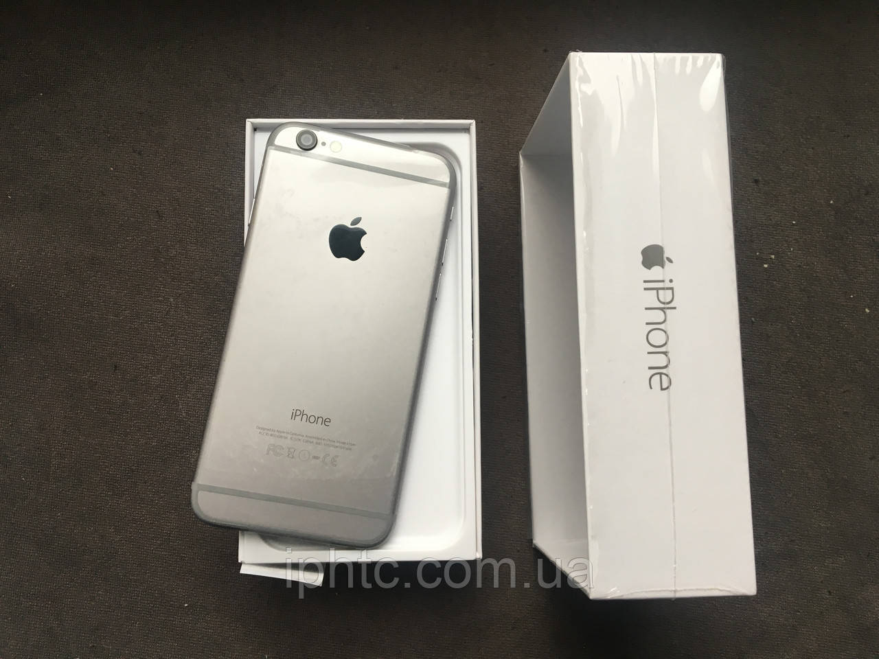 Apple iPhone 6 16GB Grey /Новый / NeverLock Запечатан
