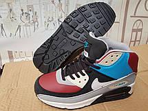 Зимние женские кроссовки Nike Air Max,цвета разные,распродажа, фото 3
