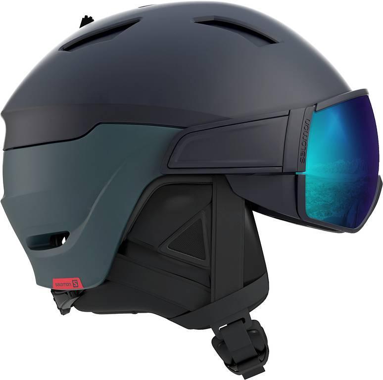 Горнолыжный шлем Salomon Driver, L(59-62) (MD)