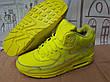 Зимние женские кроссовки Nike Air Max,цвета разные,распродажа, фото 4