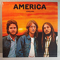 CD диск America - Homecoming