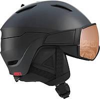 Горнолыжный шлем с визором Salomon Driver S (MD) L (59-62)