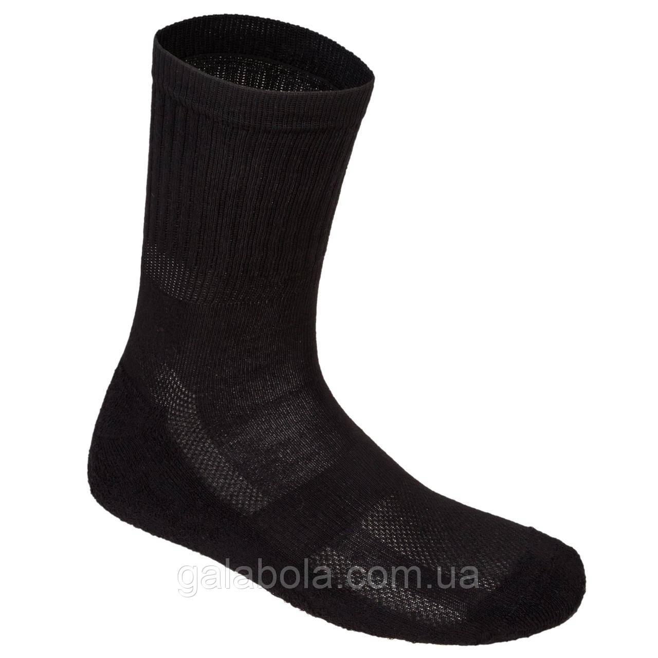 Носки тренировочные SELECT (черные) - 3 пары