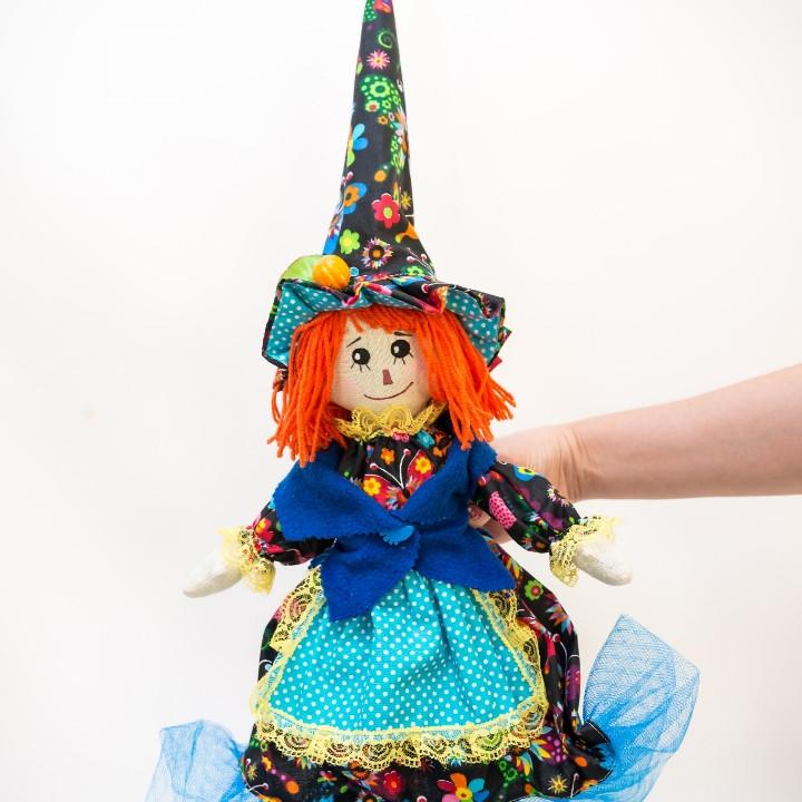 Кукла Ведьмица Хеллоуин