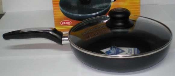 Сковорода с тефлоновым покрытием 22 см А+ 1111 А ПЛЮС